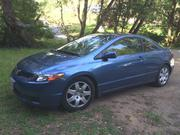 2007 honda Honda Civic LX Coupe 2-Door